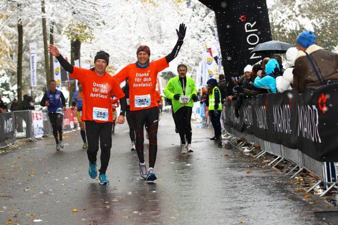 "Lucerne Marathon – ""Snow Edition"""