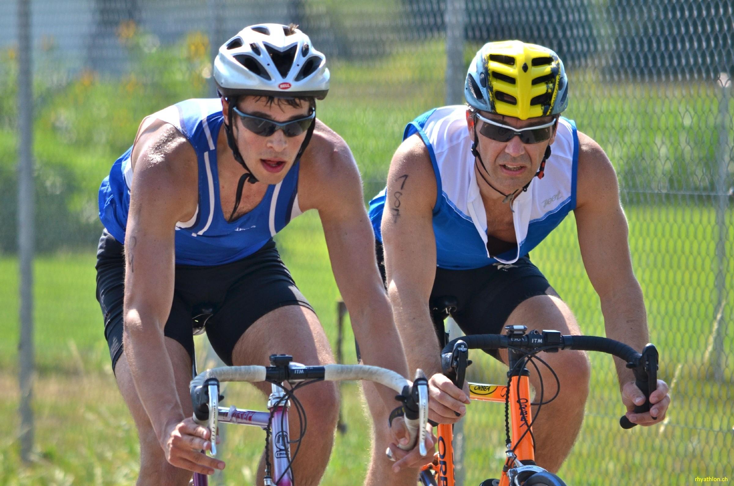 Rheintaler Triathlon 2014