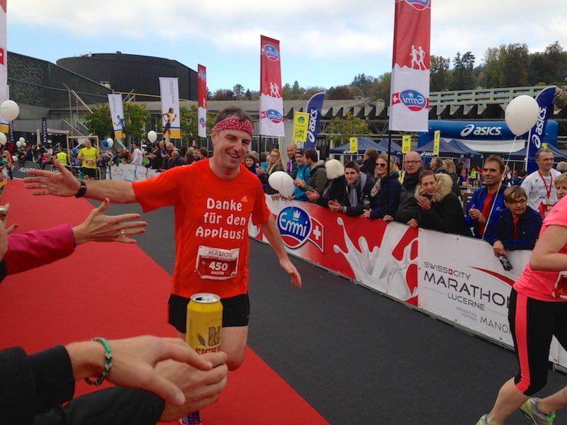 8. Swiss City Marathon Lucerne 2014