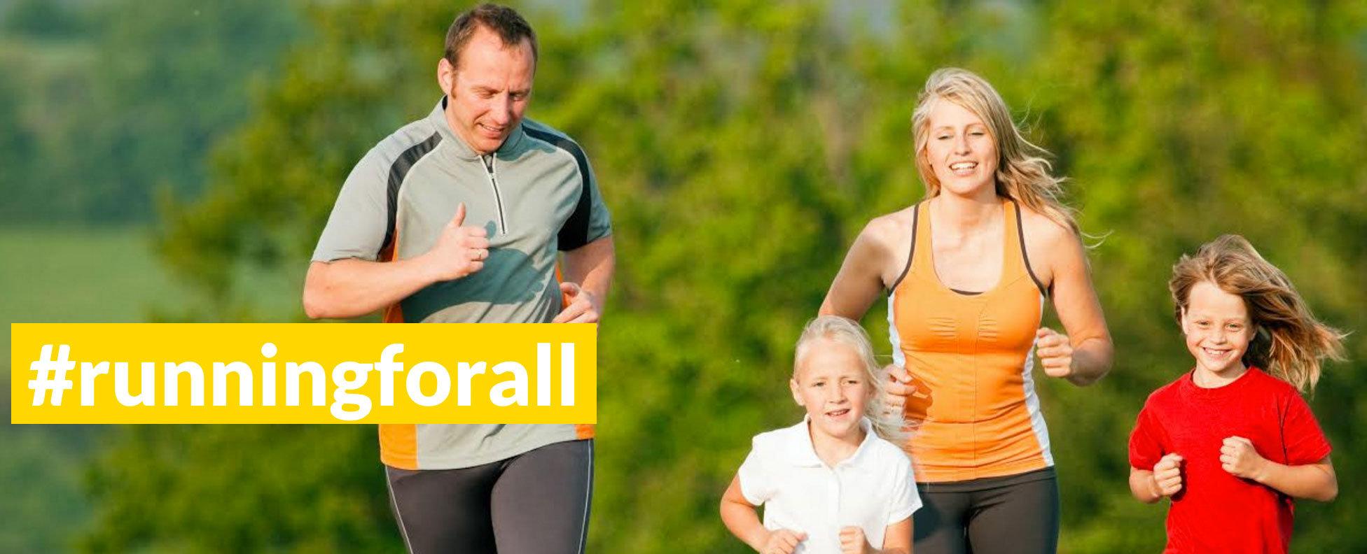 Renault Run5k #runningforall, das neue Lauferlebnis