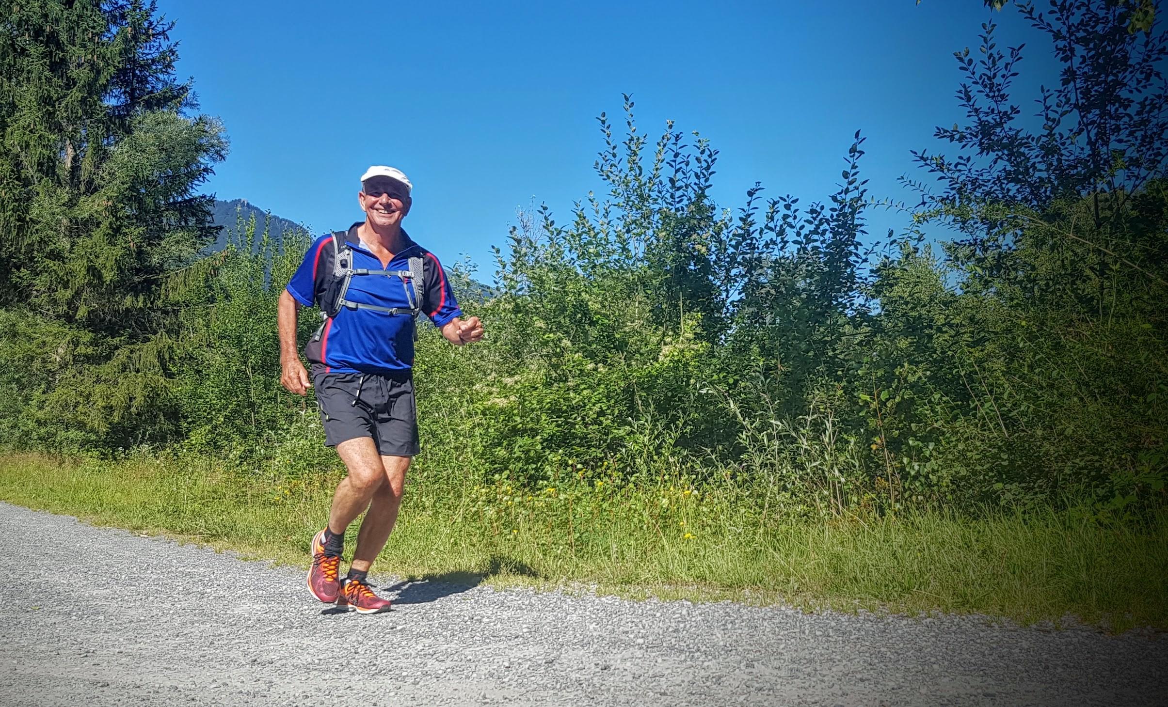 Jungfrau Marathon Training