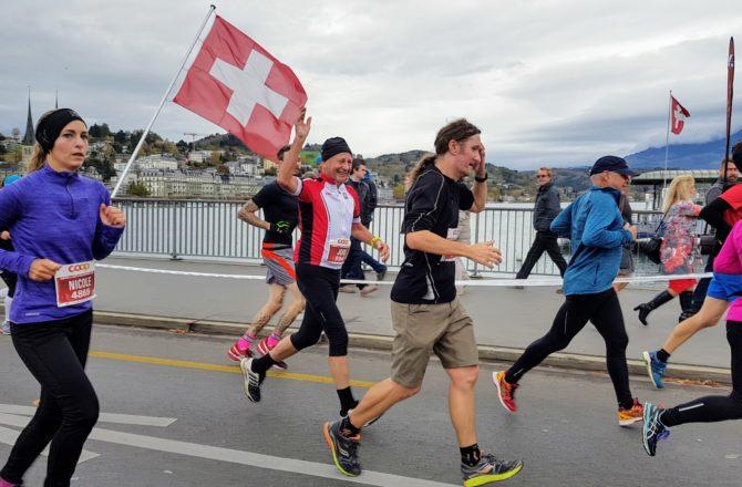 Swiss City Marathon Lucerne – Schweizer Meisterschaft Marathon 2017
