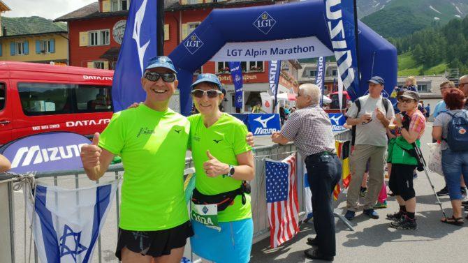 19. LGT Alpin-Marathon bei Kaiserwetter