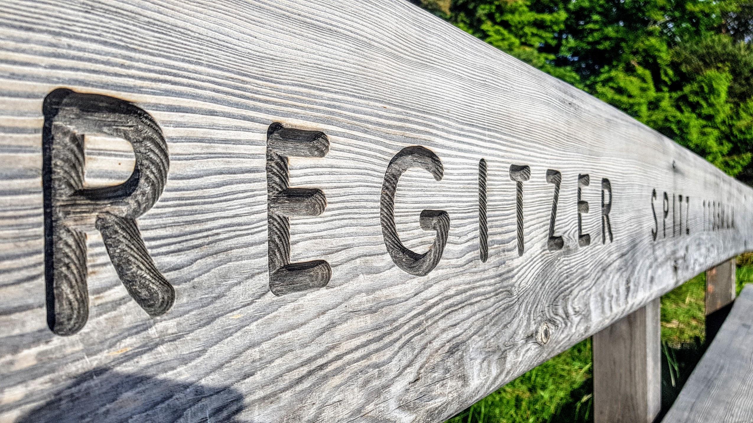 Regitzer Spitz – Challenge 2021