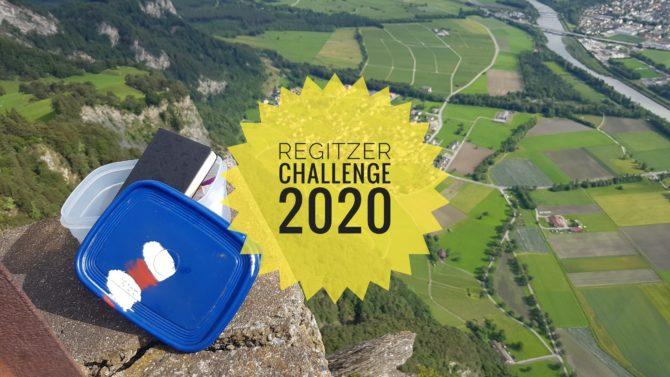 Regitzer Challenge 2020 – die ersten 4 Monate