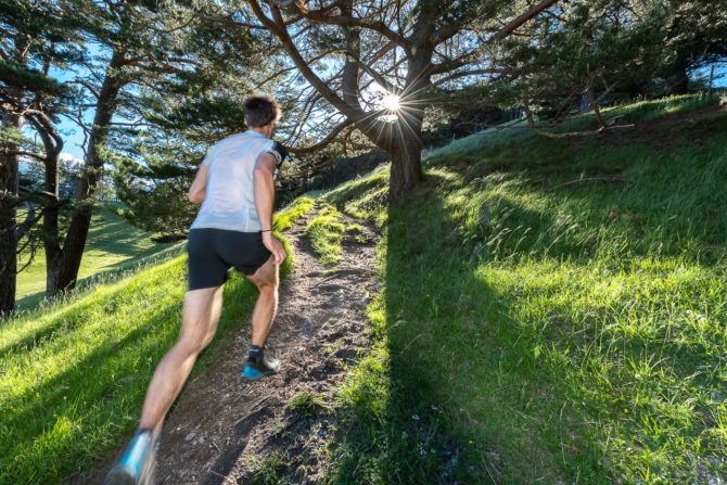Tour Heidiland: Trailrunning Challenge