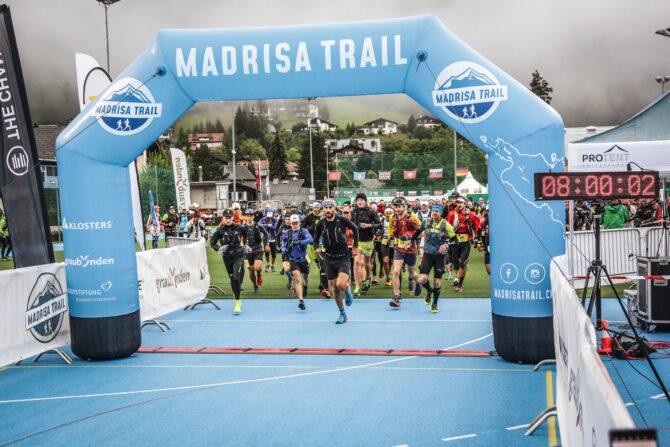 Madrisa Trail 2020 die Schlammschlacht :)