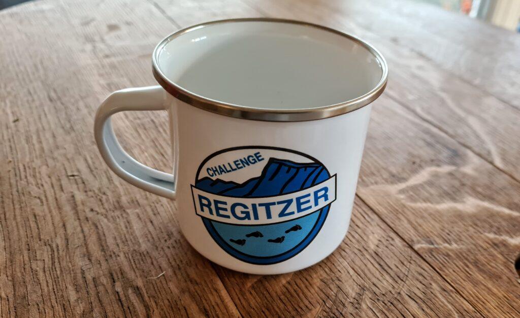 Regitzer Challenge 2020 Tasse